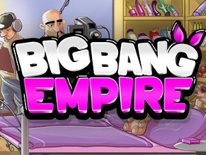 Big Bang Empire nude sex game