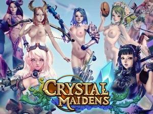 Nutaku Crystal Maidens hentai