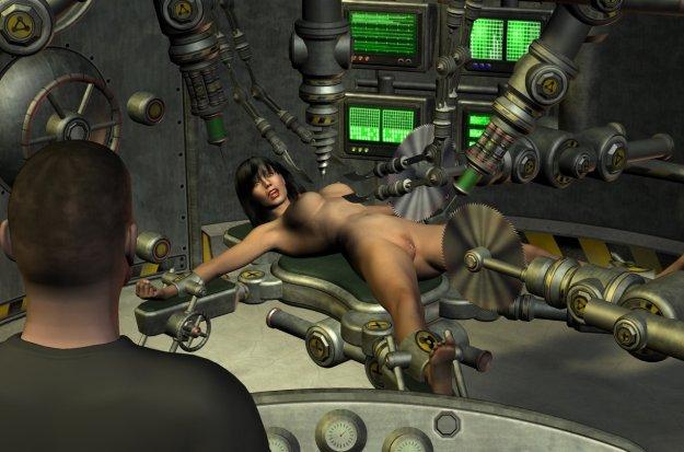 Torture Sex Games