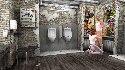 public blowjob in bar toilet