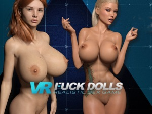 VRFuckDolls gameplay