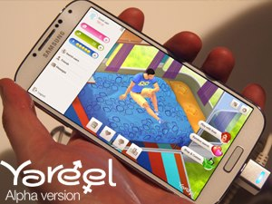 Yareel - porn game for Android and PC